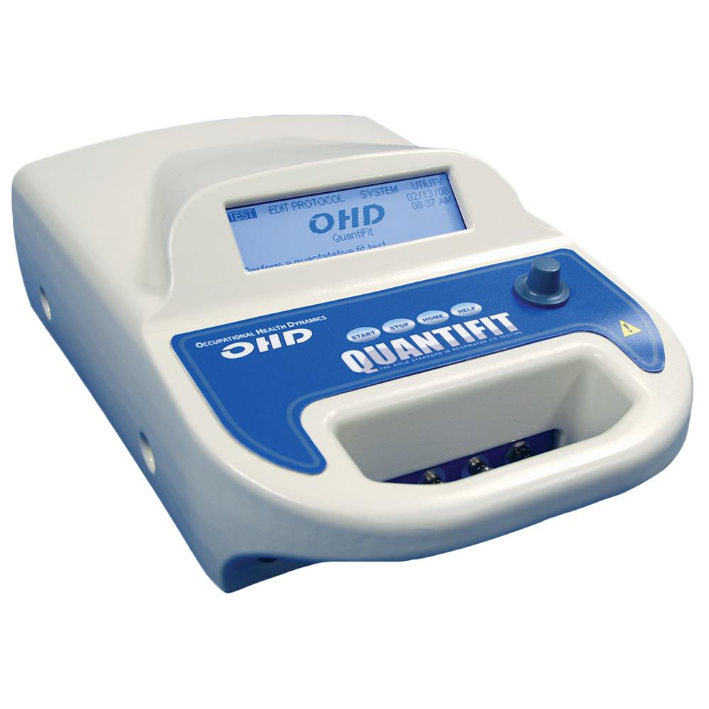 Tutorial: OHD QuantiFit Quantitative Respirator Fit Test Systems