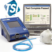 Demonstration: TSI PortaCount Pro Respirator System OSHA Fit Test