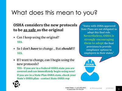 Understanding OSHA's Fast Respirator Fit Testing Methods and Protocols