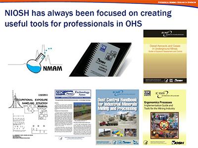 Webinar: NIOSH Innovative Tools for Occupational Health and Safety