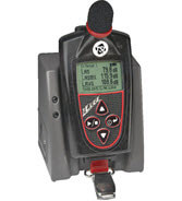 TSI Quest Edge eg5 Intrinsically Safe Datalogging Personal Noise Dosimeter