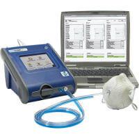 TSI PortaCount Pro+ 8038 Quantitative Respirator Fit Test System