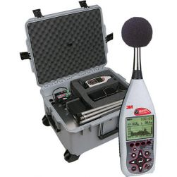 TSI Quest Outdoor Conversion Kit for SoundPro DL Sound Level Meters