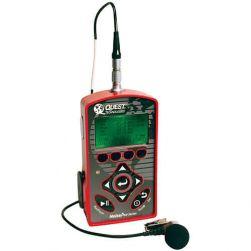 TSI Quest NoisePro DLX Type 2 Personal Noise Dosimeter