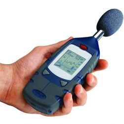 Casella CEL-240 Type 2 Digital Sound Level Meter