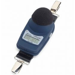 Casella dBadge2 Plus/IS Intrinsically Safe Bluetooth-Enabled Personal Noise Dosimeter