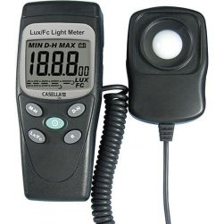 Casella Lux/Fc Digital Light Intensity Meter