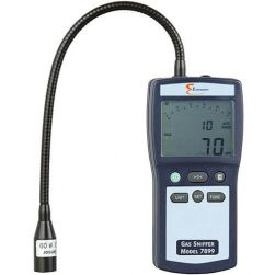 E Instruments 7899 Combustible Gas Sniffer and Leak Detector