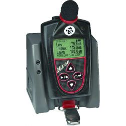 TSI Quest Edge eg4 Cable-Free Personal Noise Dosimeters for General Purpose Environments