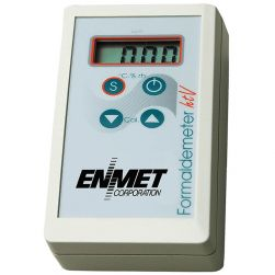 Enmet Direct-Reading Airborne Formaldehyde Monitor for Real-Time Levels and Exposure Warnings