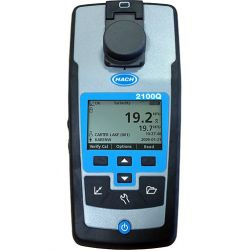 Hach 2100Q Portable Water Turbidity Meter