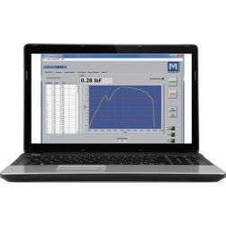Mark-10 MESURgauge Data Analysis and Reporting Software for Digital Force Gauges