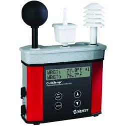 TSI QUESTemp 34 Intrinsically Safe Datalogging Heat Stress Monitor