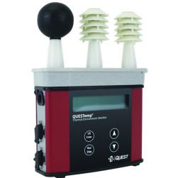 TSI QUESTemp 46 Area Heat Stress Monitor with Waterless Wet Bulb