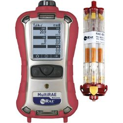 RAE Systems MultiRAE Benzene Portable Wireless Six-Gas Monitor