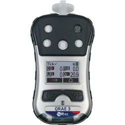 RAE Systems QRAE 3 Personal Multigas Detector