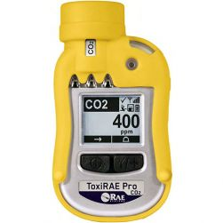 Rent RAE Systems ToxiRAE Pro CO2 Personal Single Gas Detector