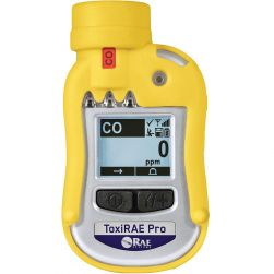 Rent RAE Systems ToxiRAE Pro Personal Sulfur Dioxide (SO2) Detector