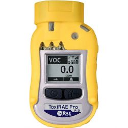 RAE Systems ToxiRAE Pro PID Personal Single Gas Detector