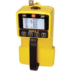 RKI Eagle 2 Intrinsically Safe Portable Multigas Detector