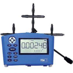 TSI DP-Calc 8710-XX1 Micromanometer with Velocity Matrix for Ventilation Testing