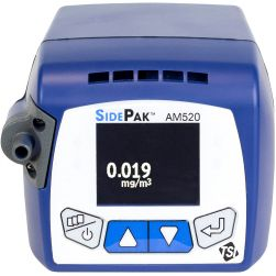 TSI SidePak AM520 personal real-time aerosol particulate monitor