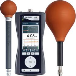 WaveControl DC PROBE KIT - SMP2 EMF Meter and Spectrum Analyzer (Three Probes)