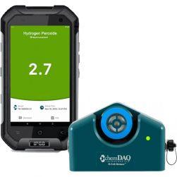 ChemDAQ SafeCide Hydrogen Peroxide Portable Monitor
