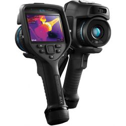 Flir E-75 Infrared Thermal Imaging Camera