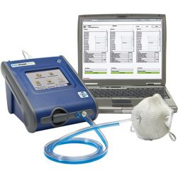 TSI PortaCount Pro+ 8038 Respirator Fit Test System