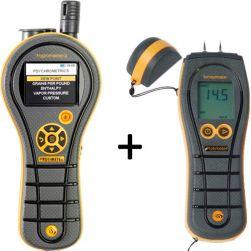 Protimeter Technicians Kit: Hygromaster2 + Surveymaster + Heavy Duty Hammer Electrode
