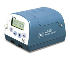 TSI's SidePak AM510 personal aerosol monitor