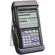 GE PT878 clamp-on ultrasonic flow meter